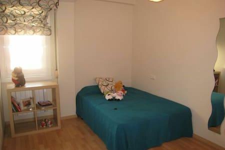 Cómoda habitación en zona céntrica - A Coruña - Daire