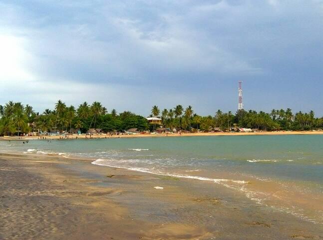 Beautiful Arugam bay :)