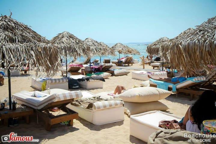 Private Beach Front villa,paradise