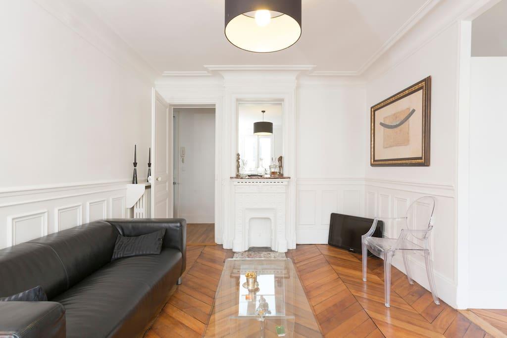 Id al pour d couvrir paris apartments for rent in paris for Ideal paris