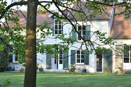 Belle propriété a 37kms de Paris  - Asnières-sur-Oise - Haus