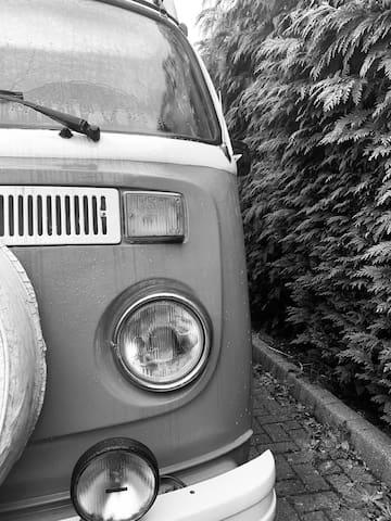 VW Camper Van Hertfordshire