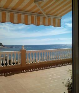 Estudio en la playa 1 línea  - Sitio de Calahonda - Loft