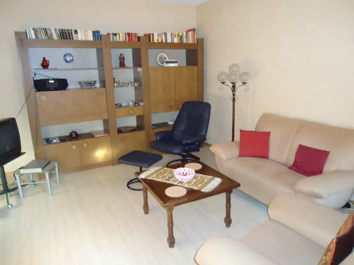 Apartment Keusch, Lugano Gentilin