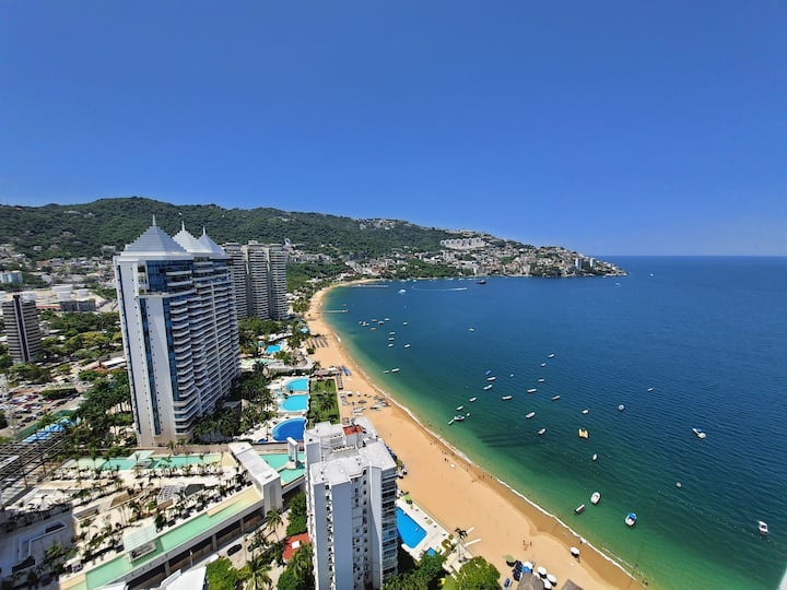 Loft en Acapulco. Excelente ubicación.