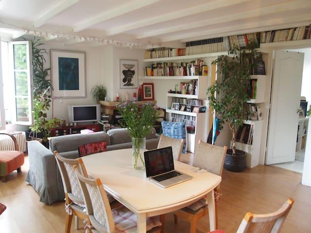 Appartement cosy quartier branché - París - Departamento