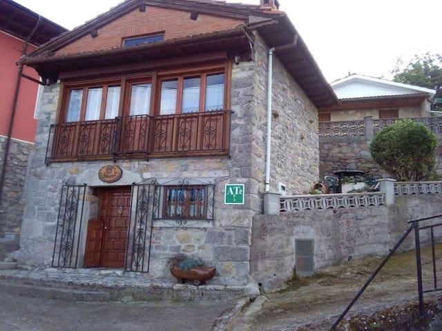 Casa Ritana, Ñeros de Següencu, Cangas de Onis
