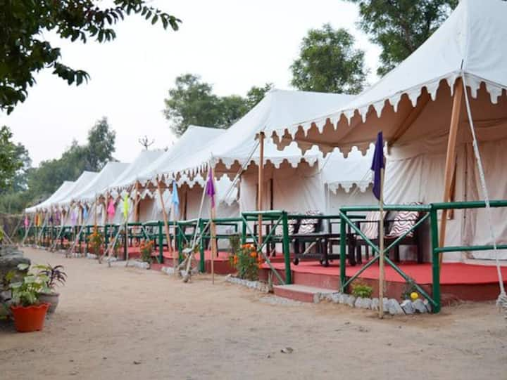 Baghdera Camps Ranthambore Nationa Park