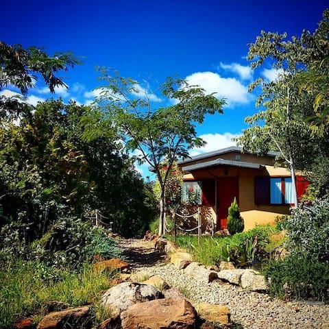 Centro de turismo rural La Cerca del Alcornoque - Casas de Belvís - Bungalow