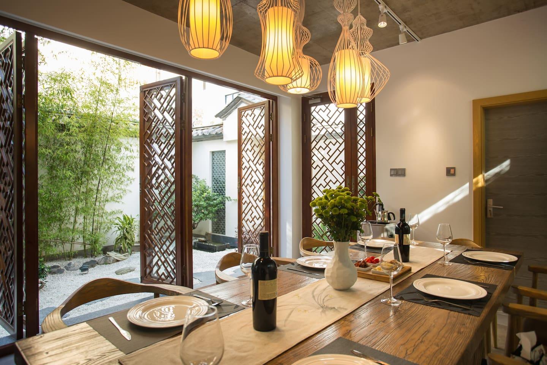 餐厅 Dining Room