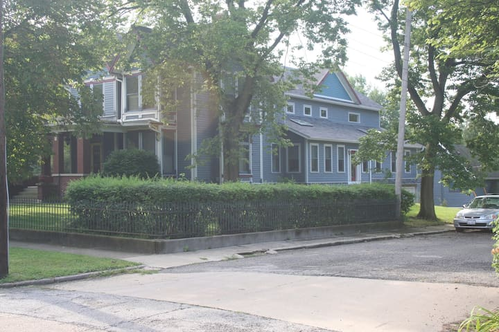 Historic Ottawa Home - The Selah House