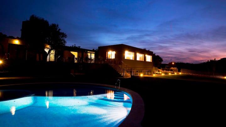 Hotel Resort Vilar Riu de Baix. Flix-Tarragona