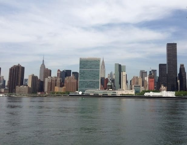 AMAZING VIEW OF MANHATTAN SKYLINE - Long Island city  - Departamento