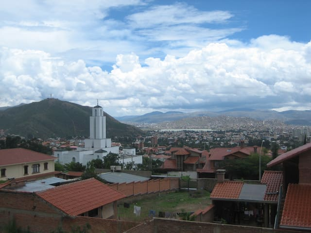 Beautiful Views of Cochabamba - Cochabamba - Casa