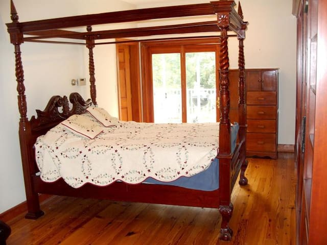 CHERRY BLOSSOMS Phenomenal Suite in Historic Home! - Falls Church - Bed & Breakfast