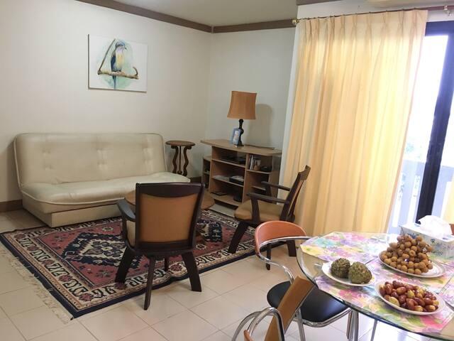 Nontsri Park Ville Condominium, Lumlukka Rd.