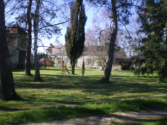 La Maison de Poligny dans la Vienne - Chouppes - Bed & Breakfast