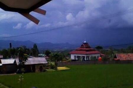 BUKIT GUNUNG PUNTANG, BOUGENVILE - Bandung - Villa
