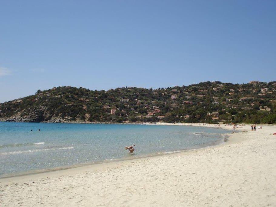 Spiaggia di genn'e mari