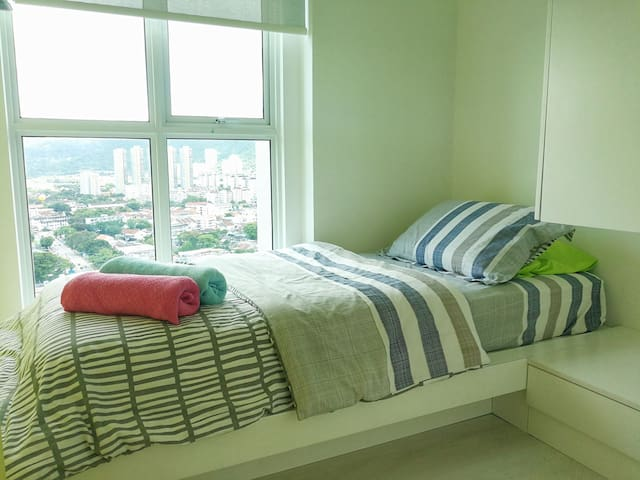 Second Room with 1 single bed