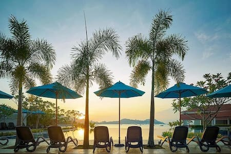 Executive Deluxe Seaview/Langkawi - Langkawi - Bed & Breakfast