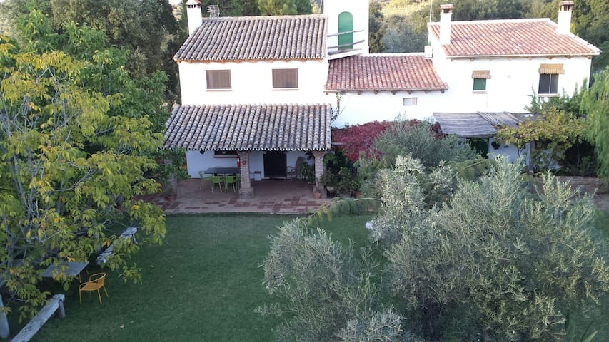 Comfortable 6-8 people countryhouse - El Pedroso - Dom