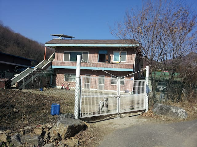 Korean House in Gyeonggi-Do Korea - Hwado-eup, Namyangju-si - House