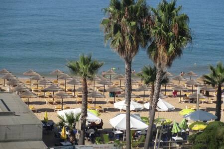 Sea & Beach view apartment - Quarteira