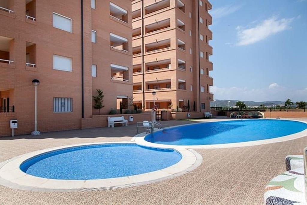 Marina d 39 or 2 l nea costaazahar ii apartamentos en alquiler en oropesa del mar comunidad - Alquiler apartamentos oropesa del mar ...