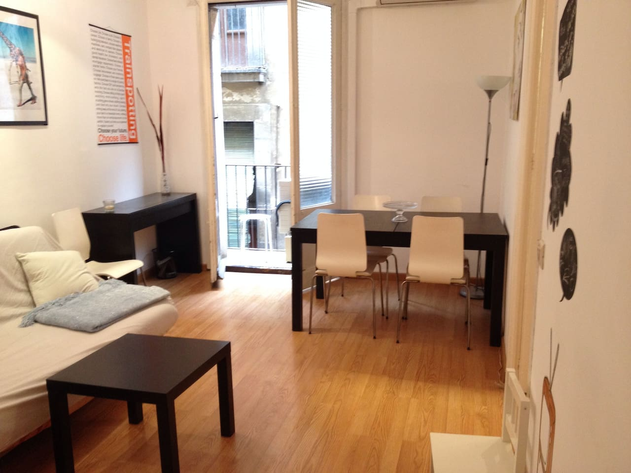 WONDERFUL 80 sqm apartment in BORN with 2 bedrooms with queen size beds, two living rooms and two bathrooms