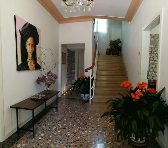 Casa Rossi - l'angolo verde di Montaner