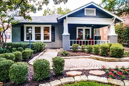 Charming Craftsman Home in Lower Greenville