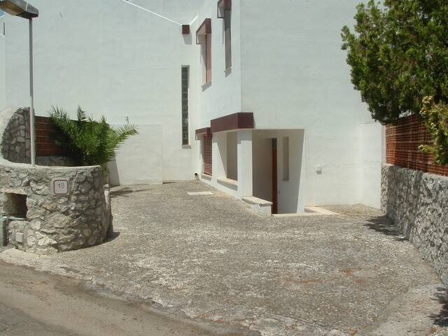 Salento-Otranto terraced house - Porto Badisco - Villa
