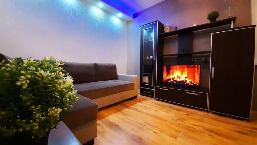 ⚜️ Comfort Apartment II ⚜️ Self CHECK-IN 🗝️