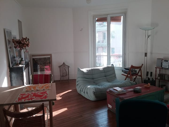 Cosy parisian appartment