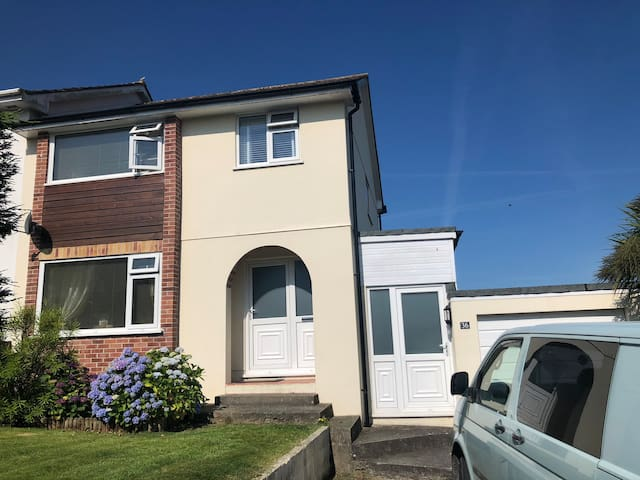 Family friendly home in beautiful Cornwall