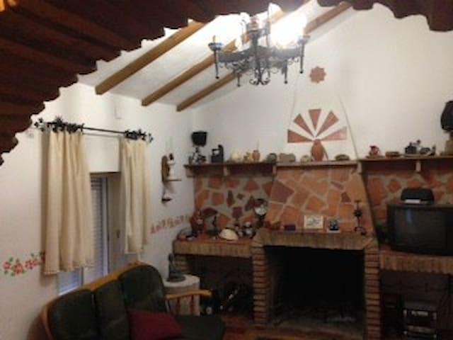 Casa rural (Cortijo) - Cómpeta
