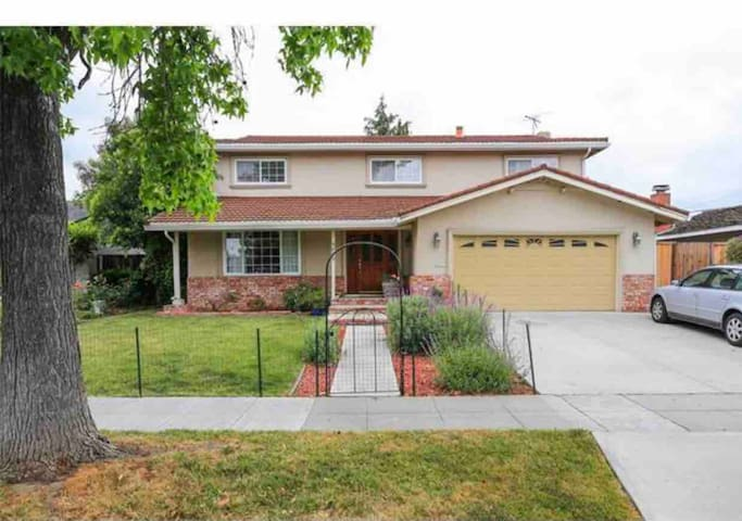 San Jose Single Family House 5Bedrooms 3 Bathrooms