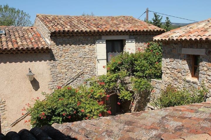 Holydays stay in restored knight-templar farm - Carcès - Apartment