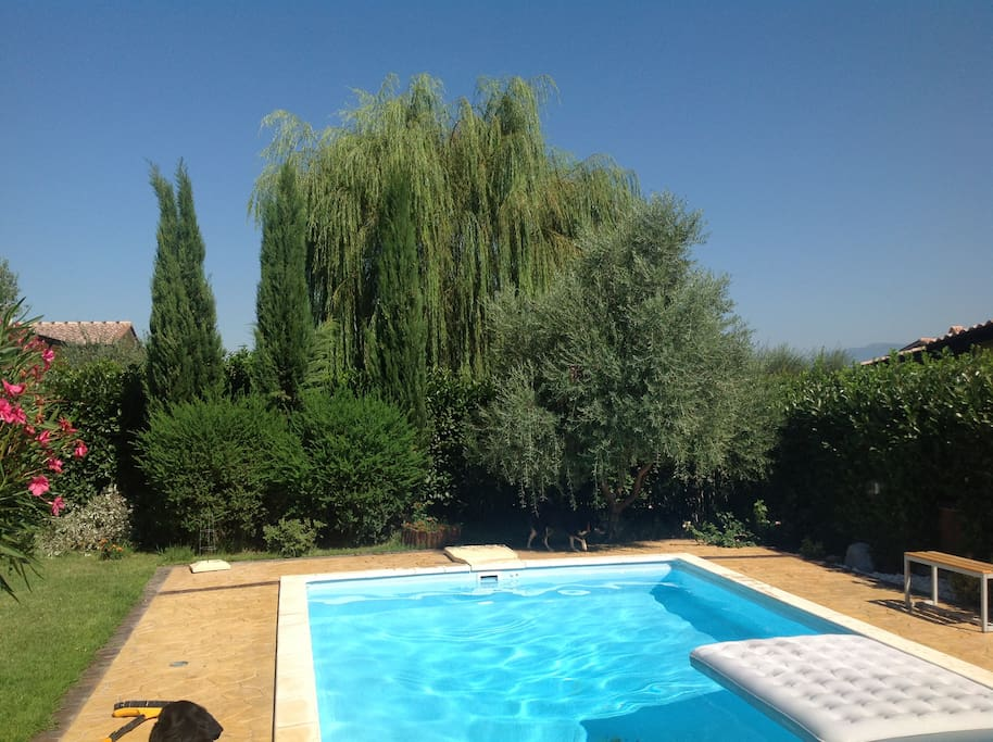 Roma Country House -    your private swimming pool