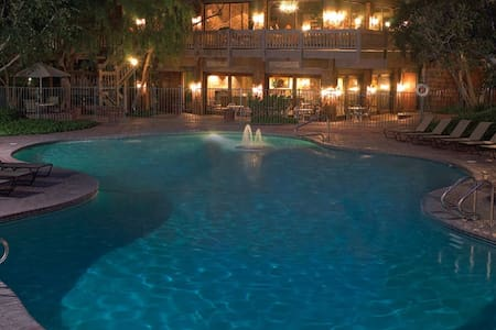 Cozy Room In a Private, Beautiful Gated Community - Culver City - Appartement