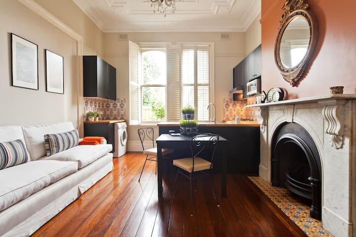 Wentworth One: elegant, timeless  - Arncliffe - Apartment