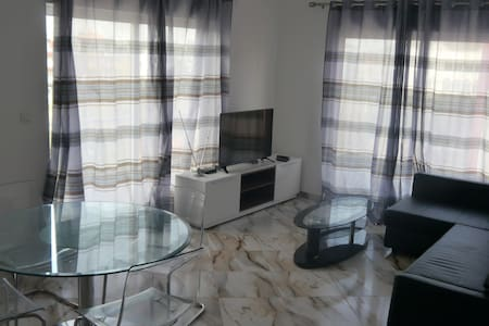 assomada  appartement 2 chambres