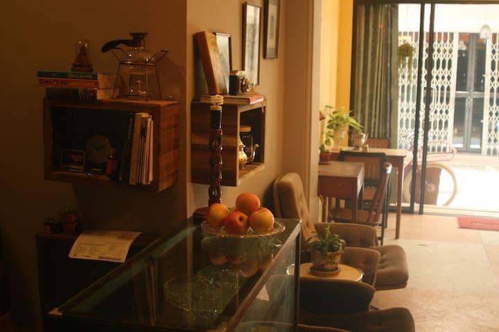 Beds in homely traveller's house #1 - Bangkok - Rumah