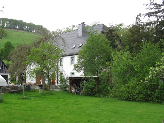 Cosy single room in rural idyll - Sundern - Casa