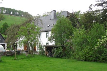 Gemütliches Einzelzimmer Golddorf - Sundern - House