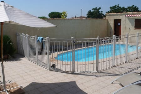 PRIVATE POOL VILLA CLOSE NF - Vendargues