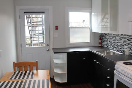 In the heart of the Beaches, right on Queen Street East - across from the historic Firehall. A newly renovation bachelor apartment with modern stylings just steps away from the TTC, grocers, shopping, and restaurants.