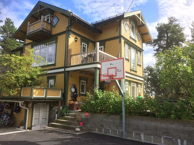 Villa Krislund. Nesodden/Oslo