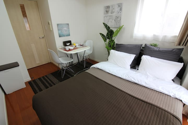 Easy to get to the room★Shibuya sta Near★Wi-Fi★ - Shibuya-ku